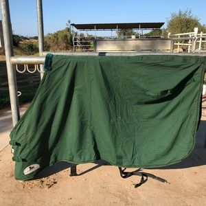 LIKE NEW Size74 Kensington Turnout Fly Horse Sheet